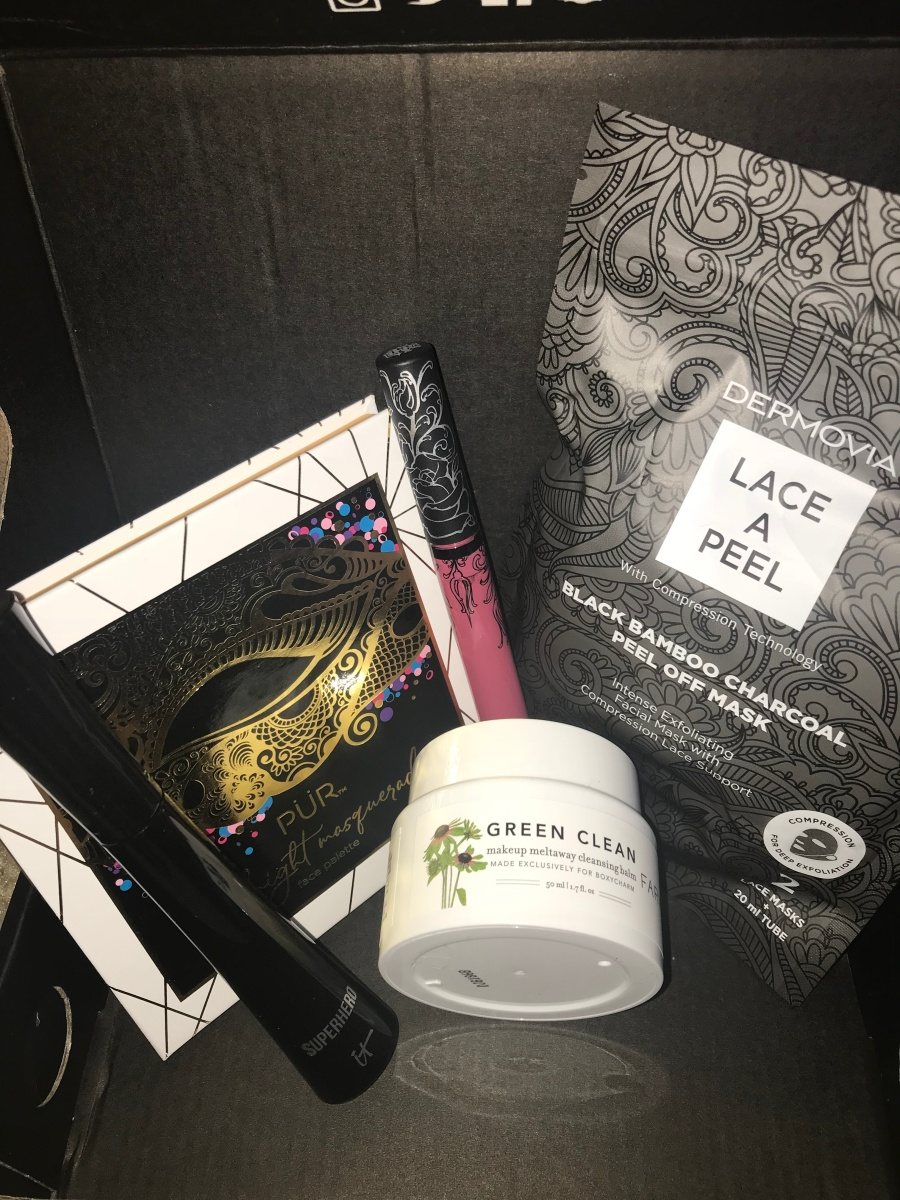 Target Monthly Box: Boxycharm October 2018